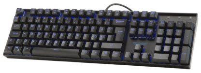 Arrogant Quake Mekaniskt gaming-tangentbord