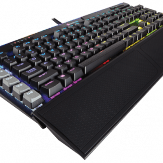 Corsair Gaming K95 RGB PLATINUM Mechanical Keyboard (Cherry MX Brown)