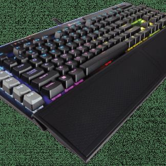 Corsair Gaming K95 RGB PLATINUM Mechanical Keyboard (Cherry MX Speed)