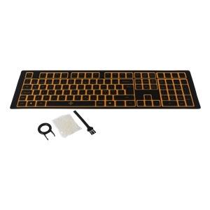 DELTACO GAMING förbättrings-kit för mekaniska tangentbord