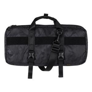 DELTACO GAMING skyddsväska för tangentbord i nylon, svart, camouflage