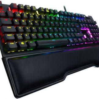 Svive Oberon RGB Gaming Tangentbord (Blå Switchar)
