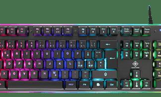 Deltaco Gaming Tangentbord GAM-021-RGB