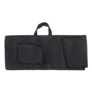 DELTACO GAMING LAN-väska för tangentbord och mus, med blixtlås & kardborre,